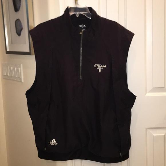 adidas Other - Adidas lightweight golf pullover vest